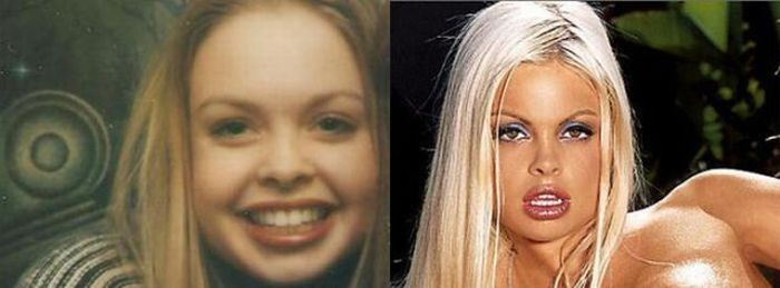 Adult Movie Stars Before and After The Industry (19 Pictures)